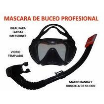Careta Snorkel Ecology Tiburon Pesca Mascara Playa Buceo