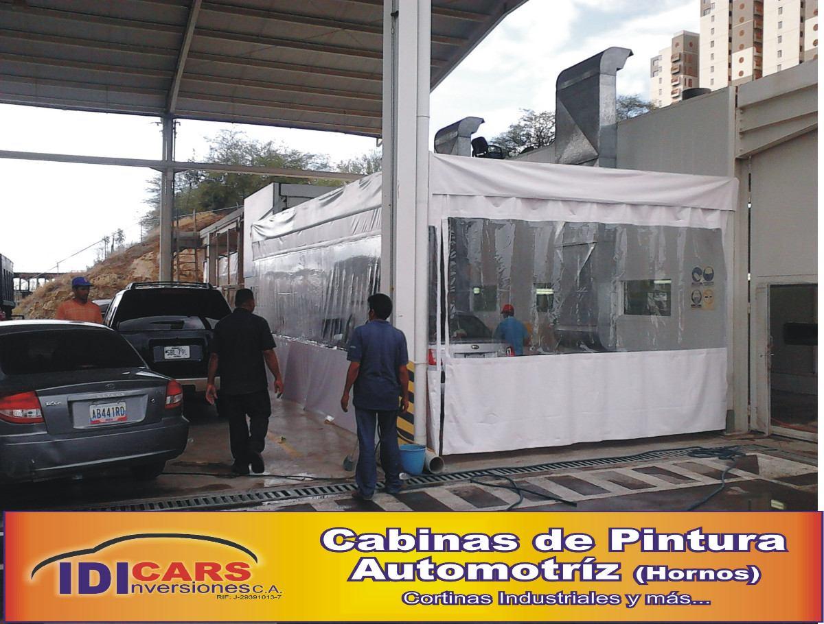 Pin tipo cabina pintura on pinterest - Cabina de pintura coches ...
