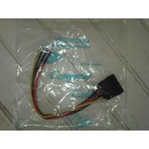 Cable De Energia Sata Adaptador A 4 Pines Ide