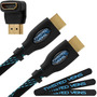 Cable Hdmi , Ultima Generacion , Flexible , 3d , De 15metros