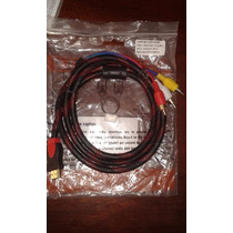 Cable Hdmi Rca 1.5mts