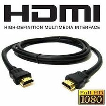 Cable Hdmi Para Ps3 Xbox Blu Ray Smart Tv 3d