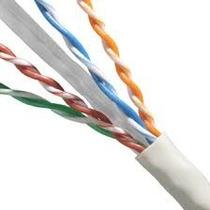 Bobina Cable Utp Cat 5e 305 Mt Rj45 Cctv Redes Lan Testiado