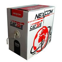 Cable Utp 305 Metros Cat 5e Nexcom Rj45