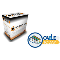Cable Utp Cat 5e 100mts Ideal Cctv Y Redes