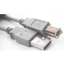 Cable De Impresora Usb 5 Metros - Macho Usb 2.0 A-b