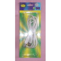 Cable Usb Blanco Para Impresora Hp, Canon, Epson, Lexmark