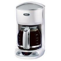 Cafetera Oster 3197 Programable 12 Tazas Filtro Lavable 1año