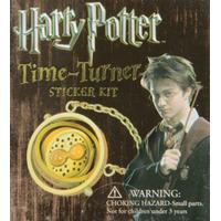 Gira Tiempo - Harry Potter Time Turner & Sticker Kit. Import