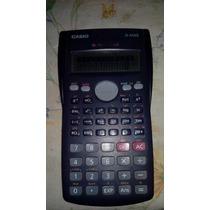 Calculadora Casio Fx-82ms Usada Sin Tapa En Perfecto Estado