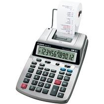 Calculadora De Escritorio Rodillo Bicolor Canon P23-dhv