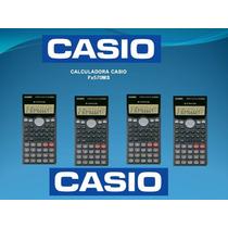 Calculadora Científica Casio Negro Fx-570ms