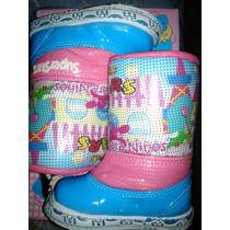 Botas De Bebe Plasticas (boticas)