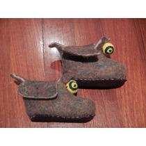 Exclusivos Zapatos De Lana. Traídos De Bolivia. 4-9 Meses