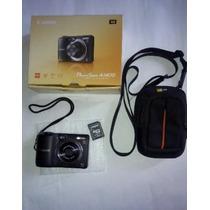 Camara Digital Canon Powershot A1400 Con Forro