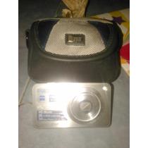 Camara Sony 14.1 Mega Pixeles Usada Estuche Y Cargador