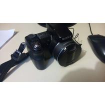 Cámara Semi-profesional Sony Dsc-h9 Cybershot 8.1 Megapixel