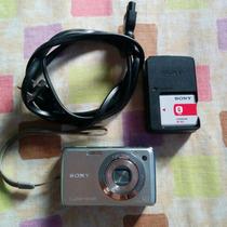 Camara Sony Cyber-shot W210 12.1 Mp + Cargador