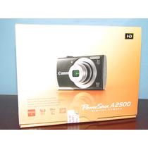 Camara Canon Powershot A2500