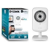 Camara Ip Dlink Dcs-932l Inalambrica Audio Y Video 11n Cloud