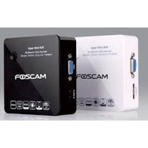 Nvr Foscam Grabador Camara Ip Sin Disco 4 Canales Fn3004h
