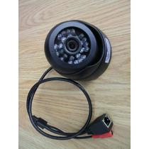 Camara Ip Mini Domo Lente 3.6 Mm 1 Mp