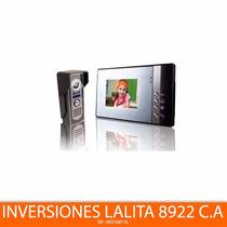 Hz561m11 Vídeo Portero Intercomunicador Alámbrico