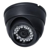 Camara Seguridad Domo Ccd Sony Infrarojo 24 Led 700tvl Color
