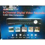 Dvr Vonnic 8 Canales Digital Video Recorder