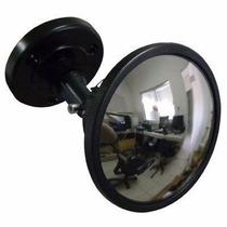 Cámara Espía Tipo Espejo Convexo 420 Tvl Lente 3.6mm
