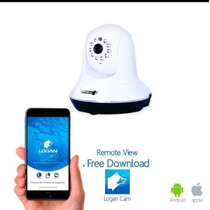 Camara Wifi Ip Smart De Seguridad Logan