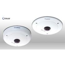 Camara Geovision Fisheye Ip 360 Hemisferica 2mp Gv-fe2301