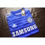 Camiseta Franela Chelsea Local Oficial 2014-2015