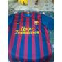 Camiseta Fc Barcelona Original Talla L Nueva