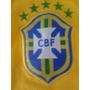 Camiseta Fútbol Brasil Manga Larga
