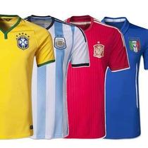 Camisa Del Mundial 2014 Oficiales