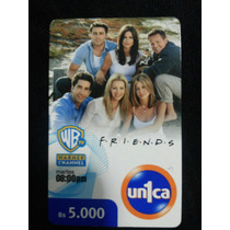 Tarjeta Unica De La Serie Friends Warnel Channel