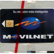 Movilnet 05.95-600.000 Piezas Nueva En Su Empaque Original