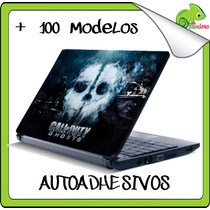 Skin Autoadhesivo Decora Y Protege Laptop Video Juego Gamer