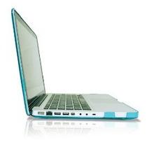 Case Carcasa Protectora Cristal Clear Para Macbook Pro 13