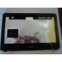 Carcasa Pantalla Laptop Toshiba C655 Como Nueva