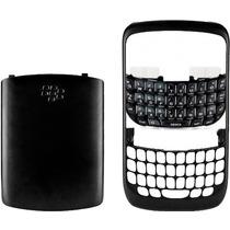 Bisel Teclado Y Tapa Blackberry 8520 Gemini Curve Carcasa