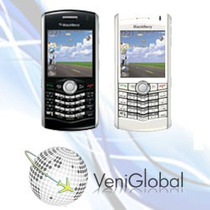 Carcasa Original Para Blackberry Pearl 8100 8110 8120