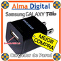 Mini Cargador Pared Samsung Galaxy Tab1 Tab2 Cubo Viajero
