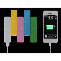 Powerbank 2600mah Cargador Portatil Para Celulares, Tablets