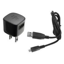Cargador De Blackberry Tipo Taco Con Cable Micro Usb
