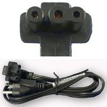 Dell Cable Poder 3 En Linea Para Cargador Adaptador Hp Acer