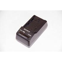 Cargador Sony Bc-trv, Para Tipos De Bateria V, P, Y H Serie