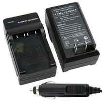 Cargador De Bateria Para Filmadoras Samsung