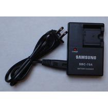 Cargador Samsung Sbc-70a Para Bateria De Camaras Samsung